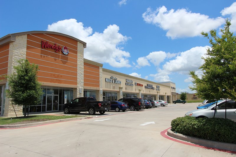 3,100 SF retail space on Grand Parkway near W Bellfort